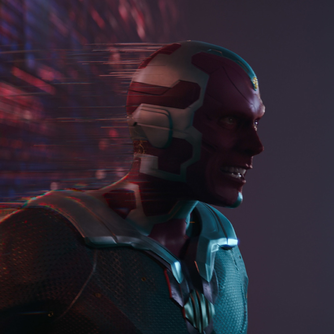 Paul Bettany Explains How His Tight WandaVision Suit Impacted His Eating Habits