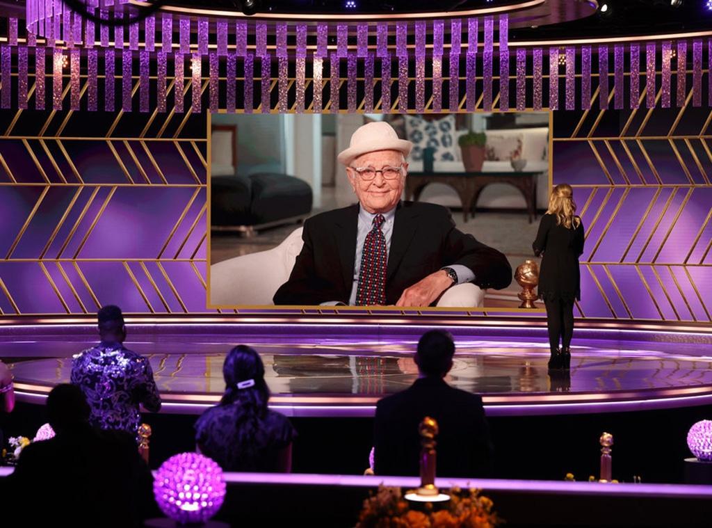 Golden Globes 2021, Norman Lear