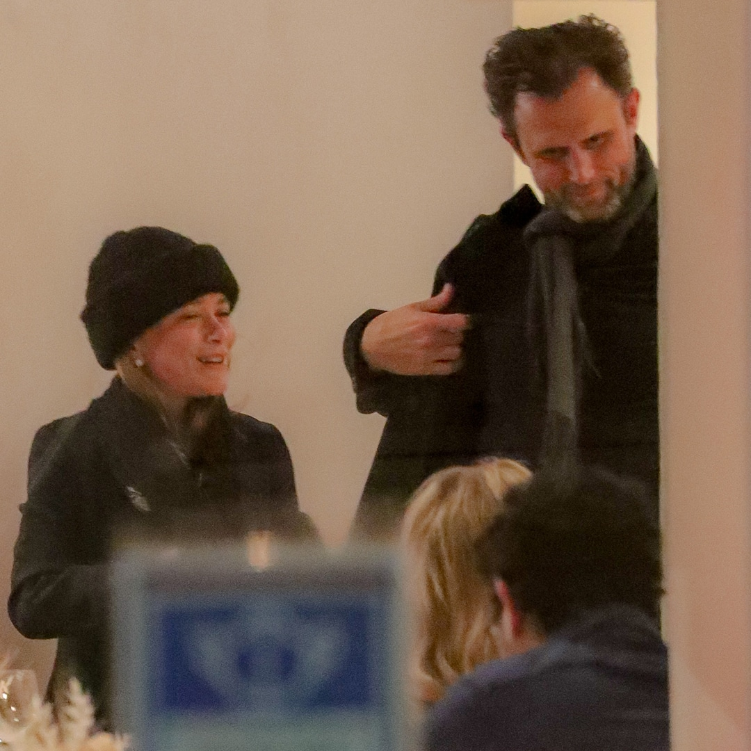 Mary-Kate Olsen Seen Out With Brightwire CEO John Cooper After Olivier Sarkozy Divorce - E! NEWS
