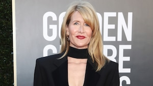 Laura Dern, 2021 Golden Globe Awards, Arrivals