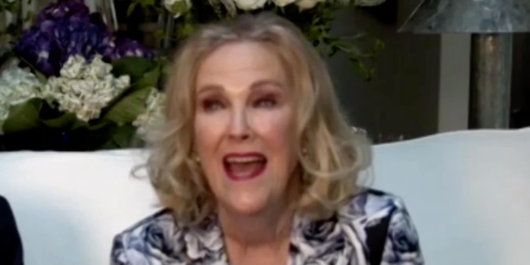 Of Course Schitt's Creek's Catherine O'Hara Celebrated Her First Golden Globe Win With a Martini - E! Online.jpg