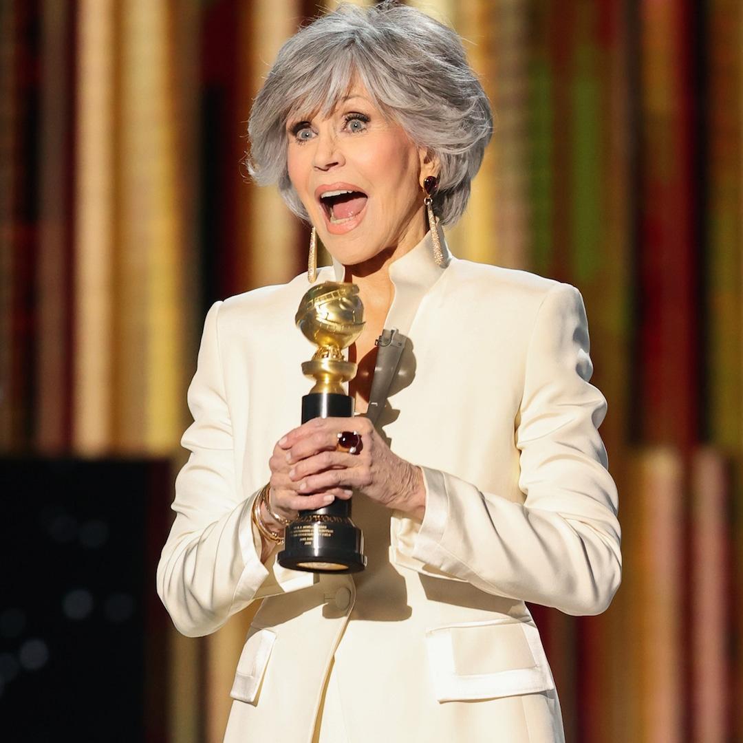 Jane Fonda Calls on Hollywood to Be