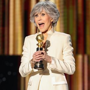 Jane Fonda, 2021 Golden Globe Awards, Winner, Cecil B. DeMille