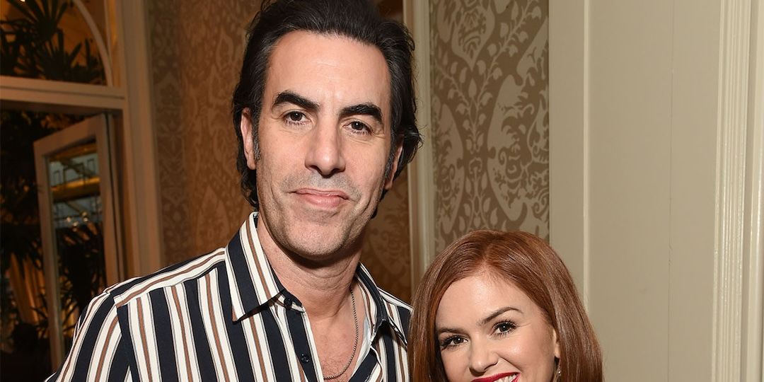 Isla Fisher's Reactions to Sacha Baron Cohen's Big Wins Deserve Their Own Awards - E! Online.jpg