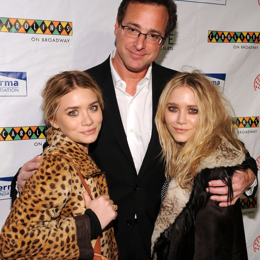 """Bob Saget Says Mary-Kate and Ashley Olsen Have Supported Him in a """"Large Means"""" After Full Home – E! On-line"""
