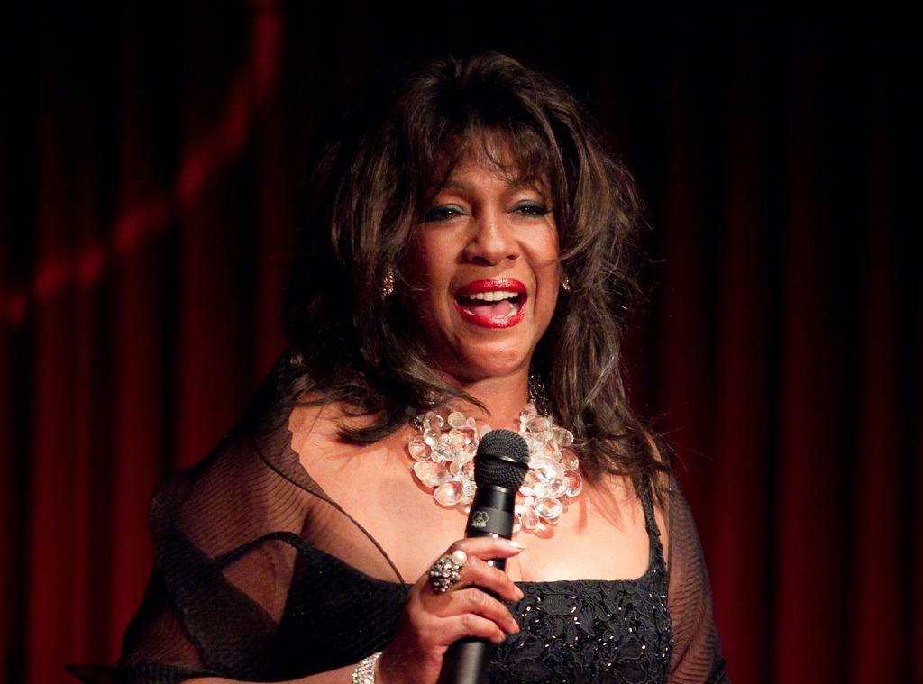 Celebrity News: Mary Wilson