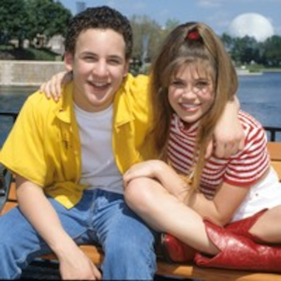 danielle fishel/ boy meets world   Slight obsession with