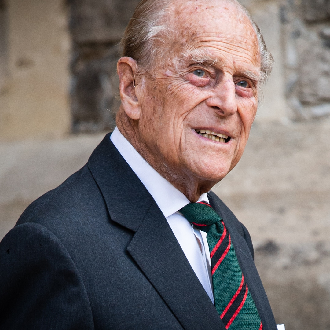 Prince Philip's Funeral Details Revealed One Day Before Private Ceremony