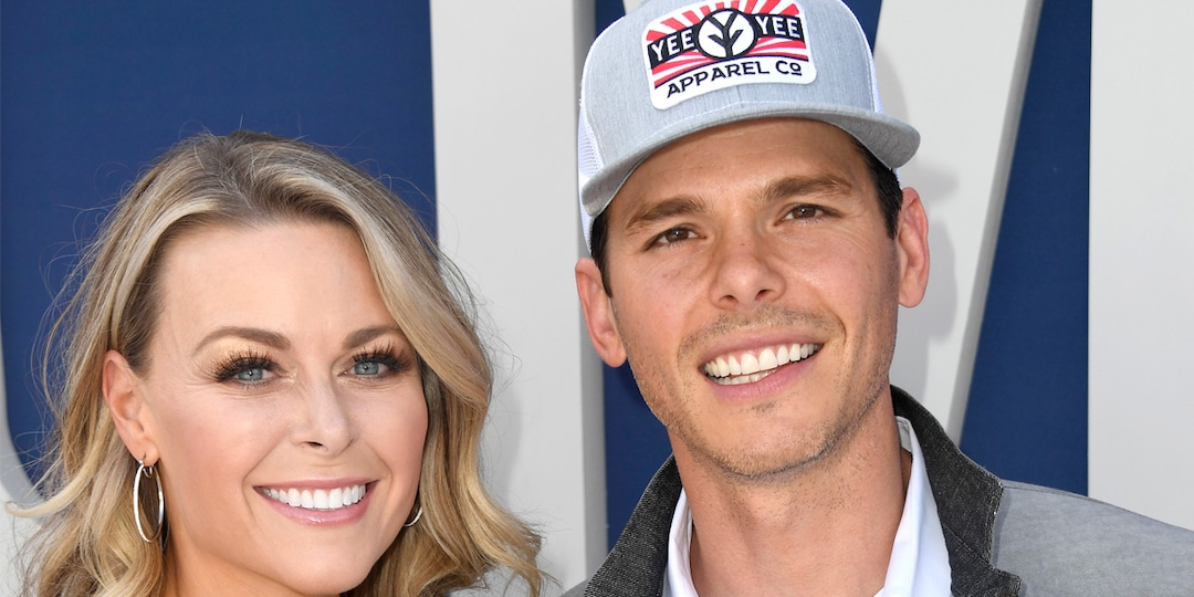 How Granger Smith and Pregnant Wife Amber Are Honoring Late Son River With Baby's Name - E! Online.jpg