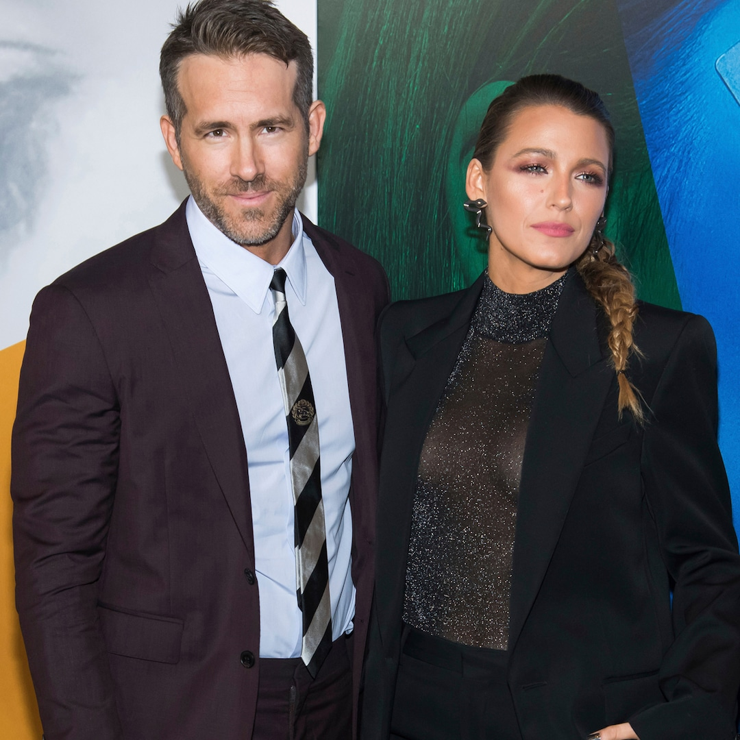 """, Ryan Reynolds and Blake Lively Celebrate Their """"First Date"""" 10 Years Later – E! Online,"""