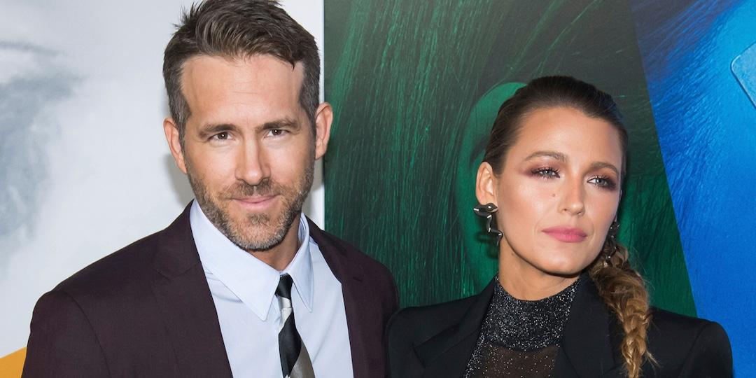 """Blake Lively Slams """"Disturbing"""" Instagram Post of Her and Ryan Reynolds' Kids - E! Online.jpg"""