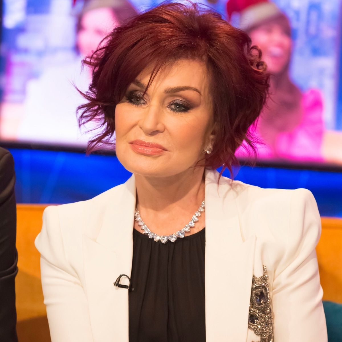 Sharon Osbourne Claims Cbs Blindsided Her On Piers Morgan Discussion E Online