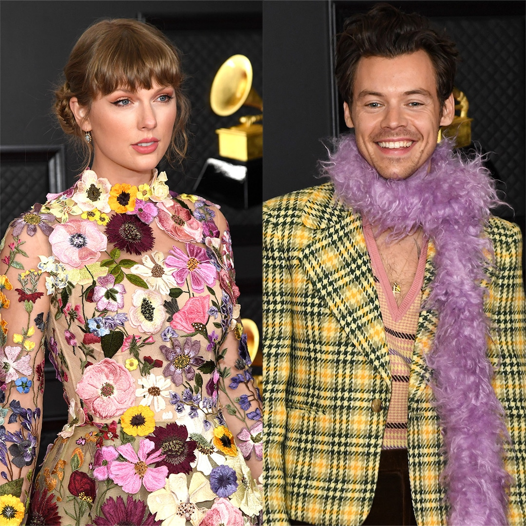 You Missed Taylor Swift and Harry Styles' Candid Grammys Conversation: Watch Here