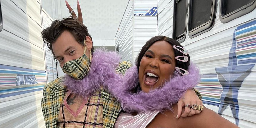 Lizzo Is All Of Us Watching Harry Styles and Florence Pugh's Steamy Don't Worry Darling Trailer - E! Online.jpg