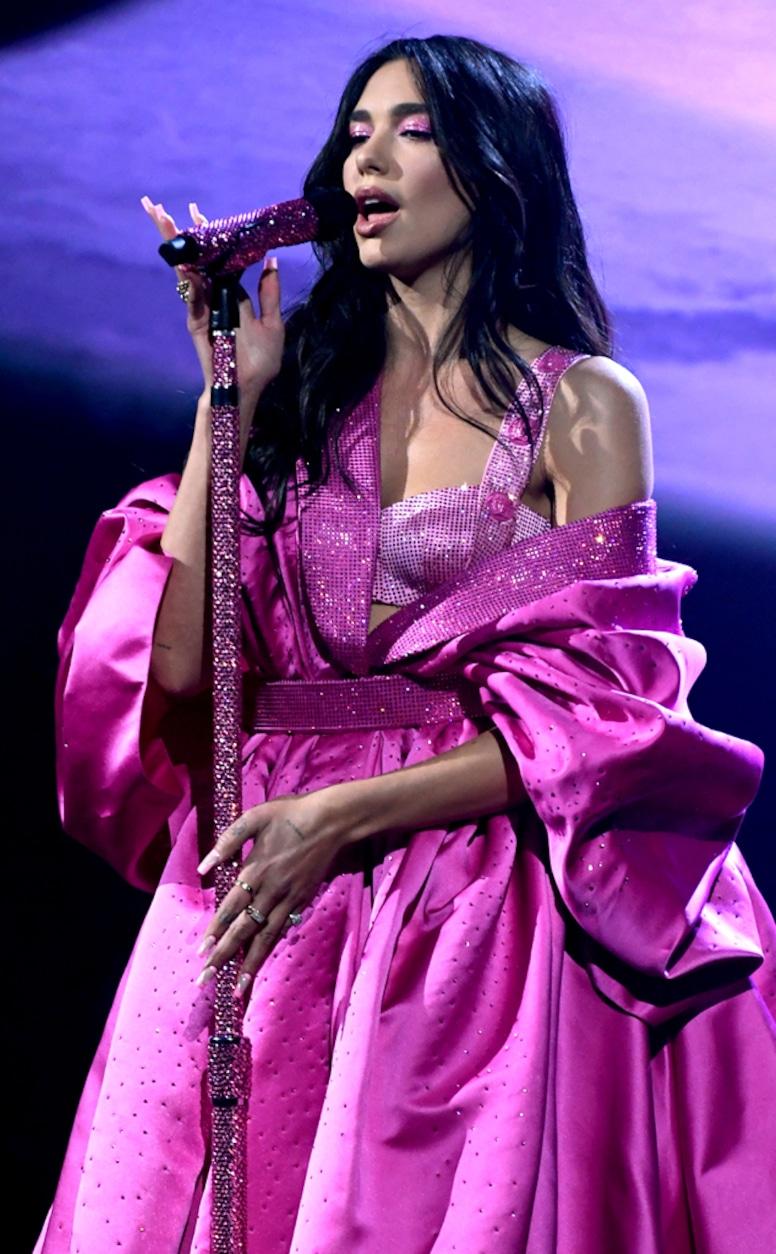 Dua Lipa, 2021 Grammy Awards, Performance