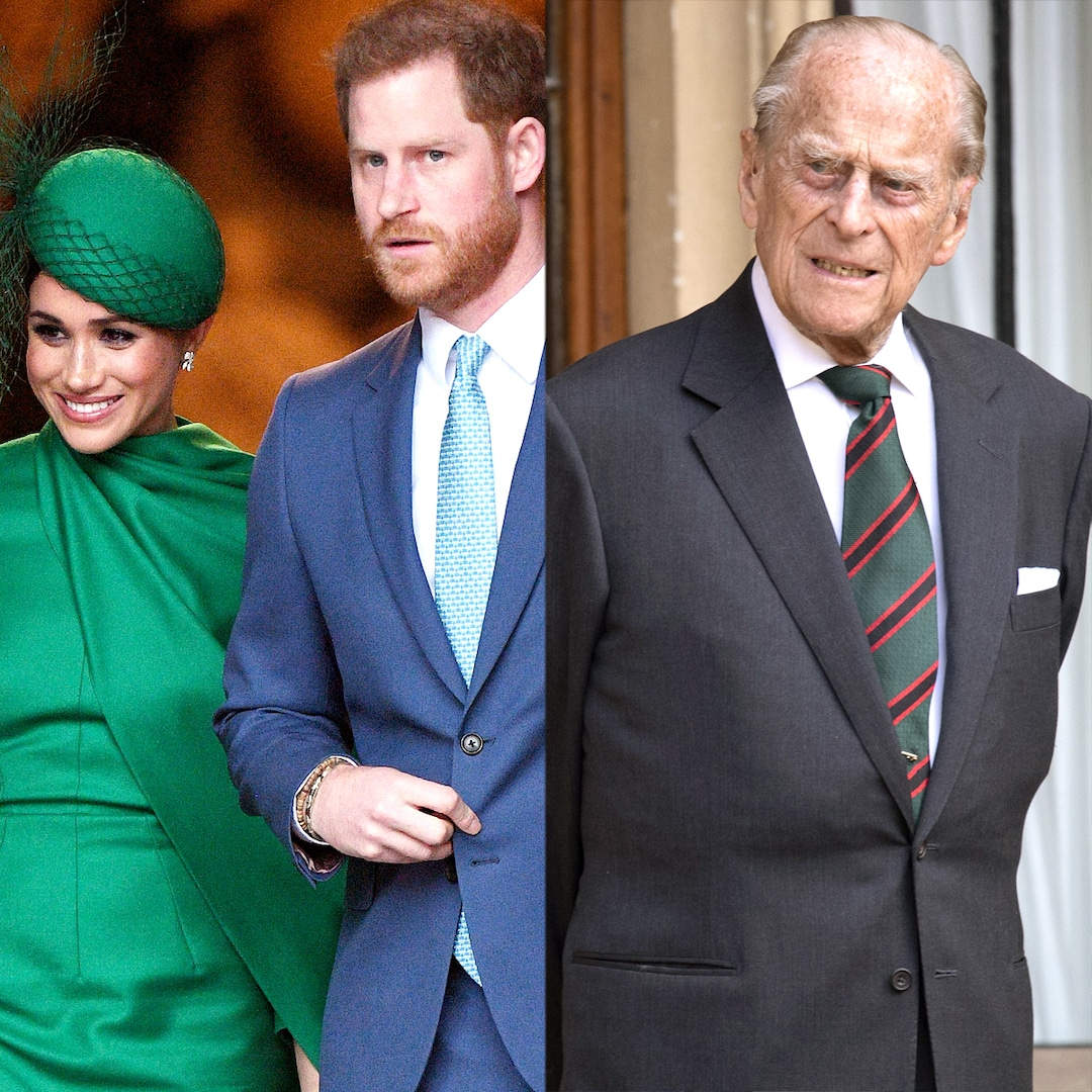 Gayle King Shares Plan for Harry & Meghan Interview If ...