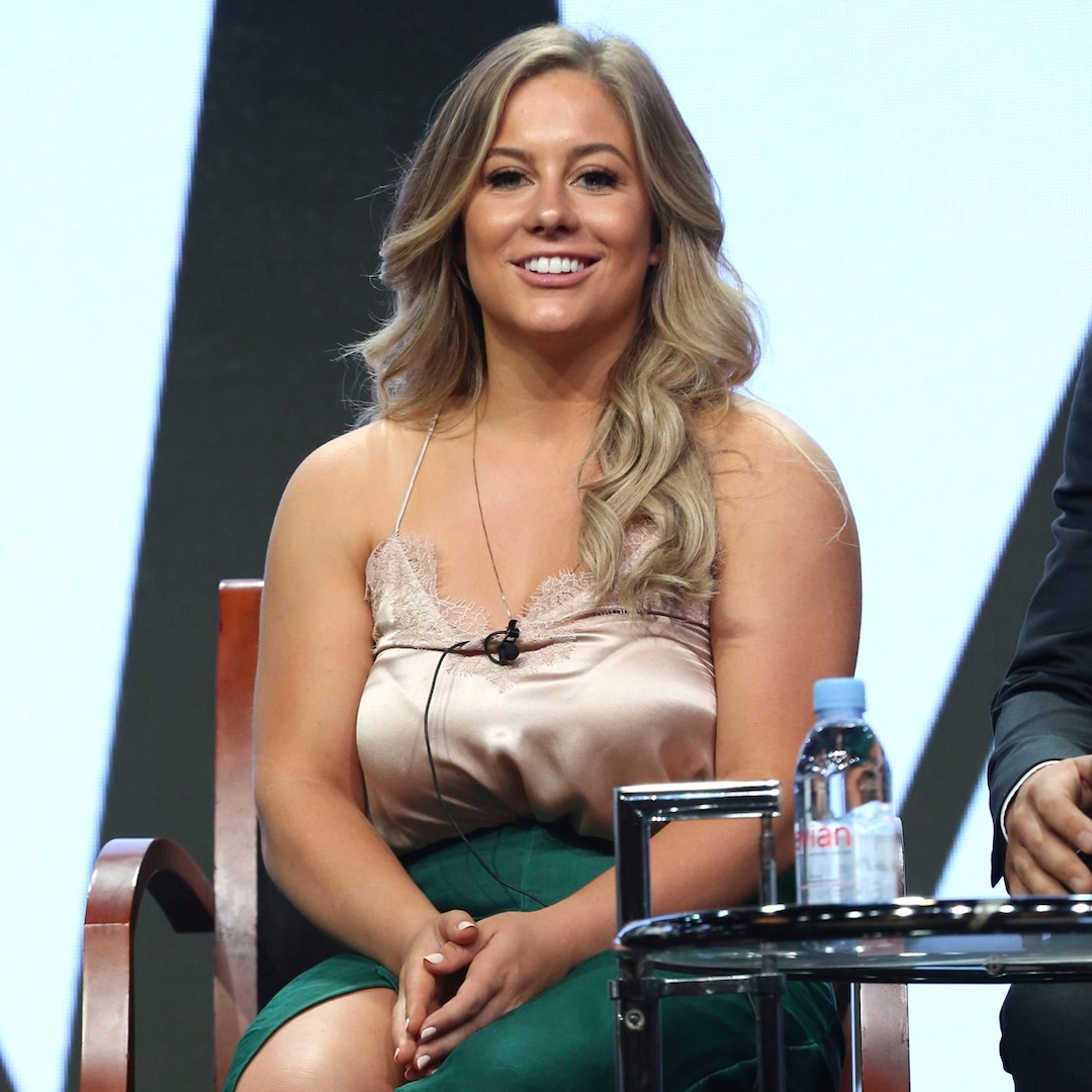 Pregnant Shawn Johnson Tests Positive for COVID-19: My
