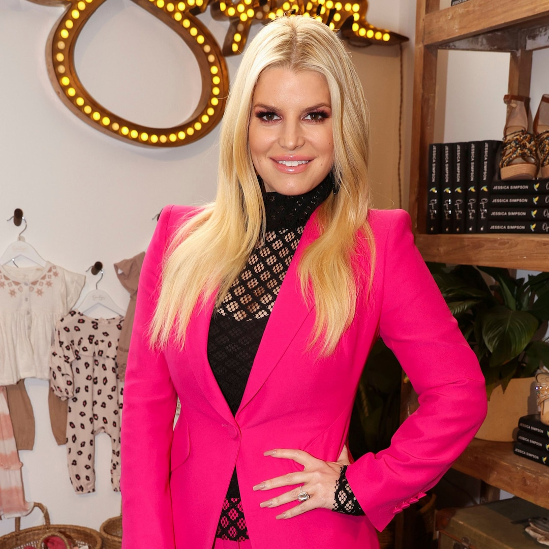 Jessica Simpson Shares Heartfelt Message to Daughter Maxwell to Celebrate Her 9th Birthday