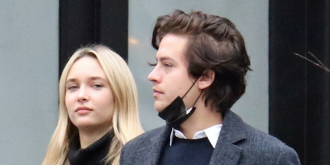 Cole Sprouse and Model Ari Fournier Seemingly Confirm Romance by Holding Hands in Vancouver - E! Online.jpg