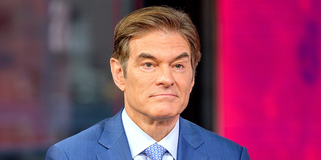 Dr. Oz Helps Save Man Who Collapsed at Newark Airport - E! Online.jpg