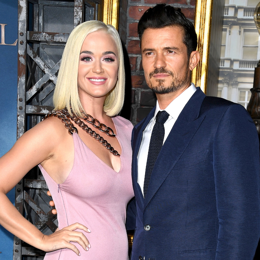 Katy Perry Clearly Isn't Impressed by Orlando Bloom's Mother's Day Tribute to Her - E! NEWS