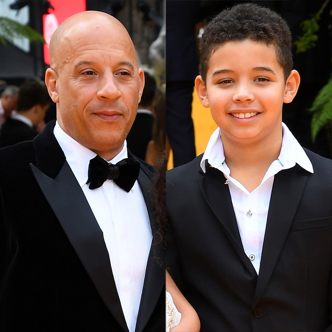 Vin Diesel's 10-Year-Old Son to Make Acting Debut in  Fast & Furious 9  – E! Online