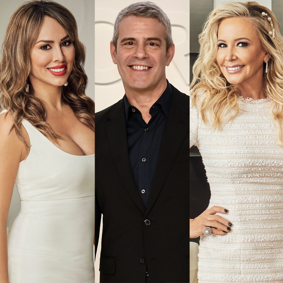 Andy Cohen Gives Surprising Update About The Real Housewives of Orange County