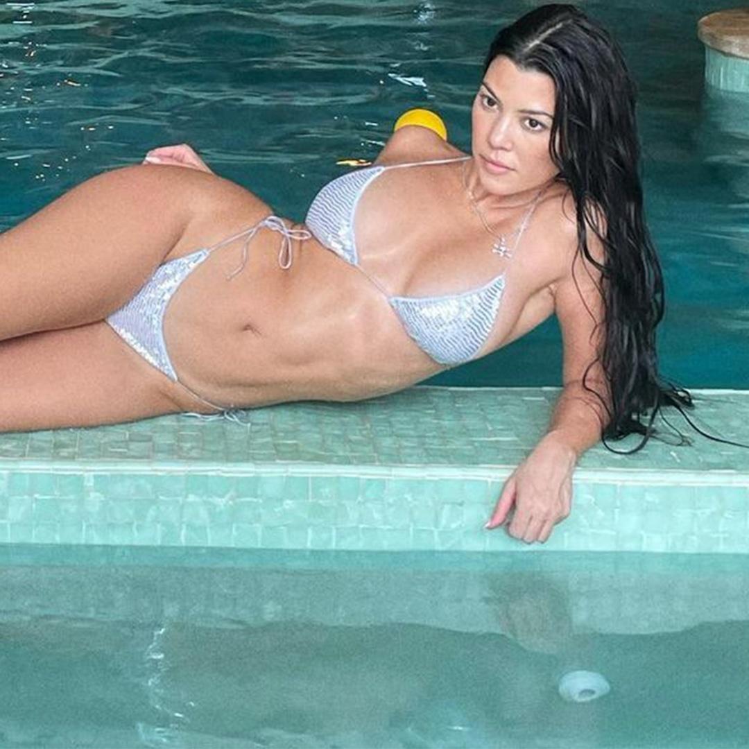 Relive Kourtney Kardashian's Sizzling Bikini Moments in Honor of Her 42nd Birthday