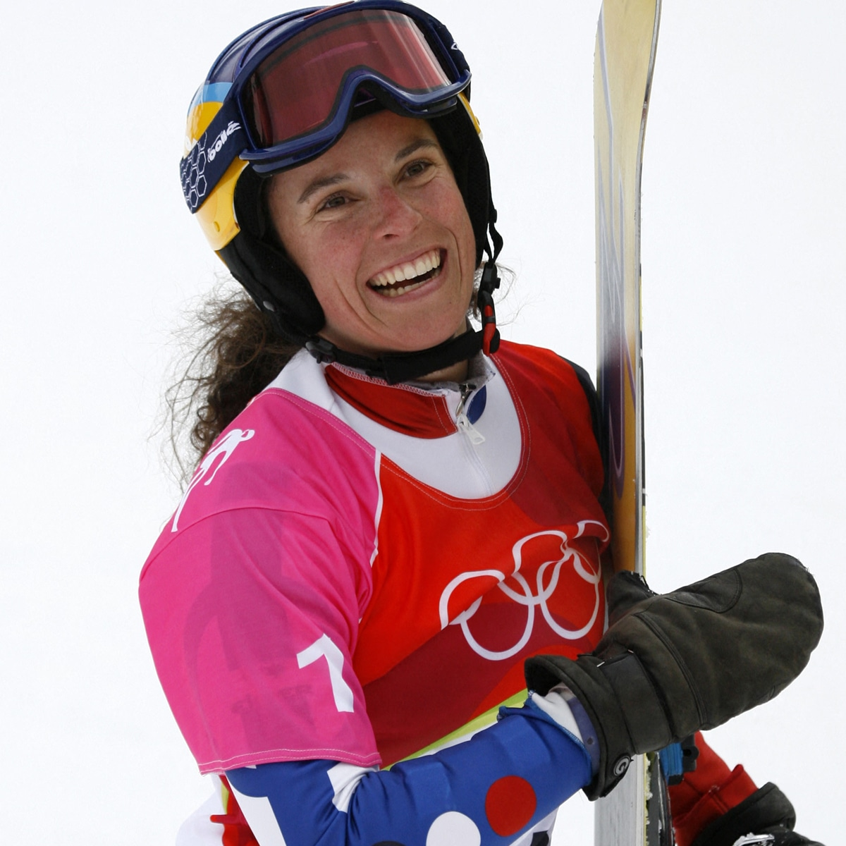 Olympic Snowboarder Julie Pomagalski Dies in Avalanche at Age 40 - E! Online