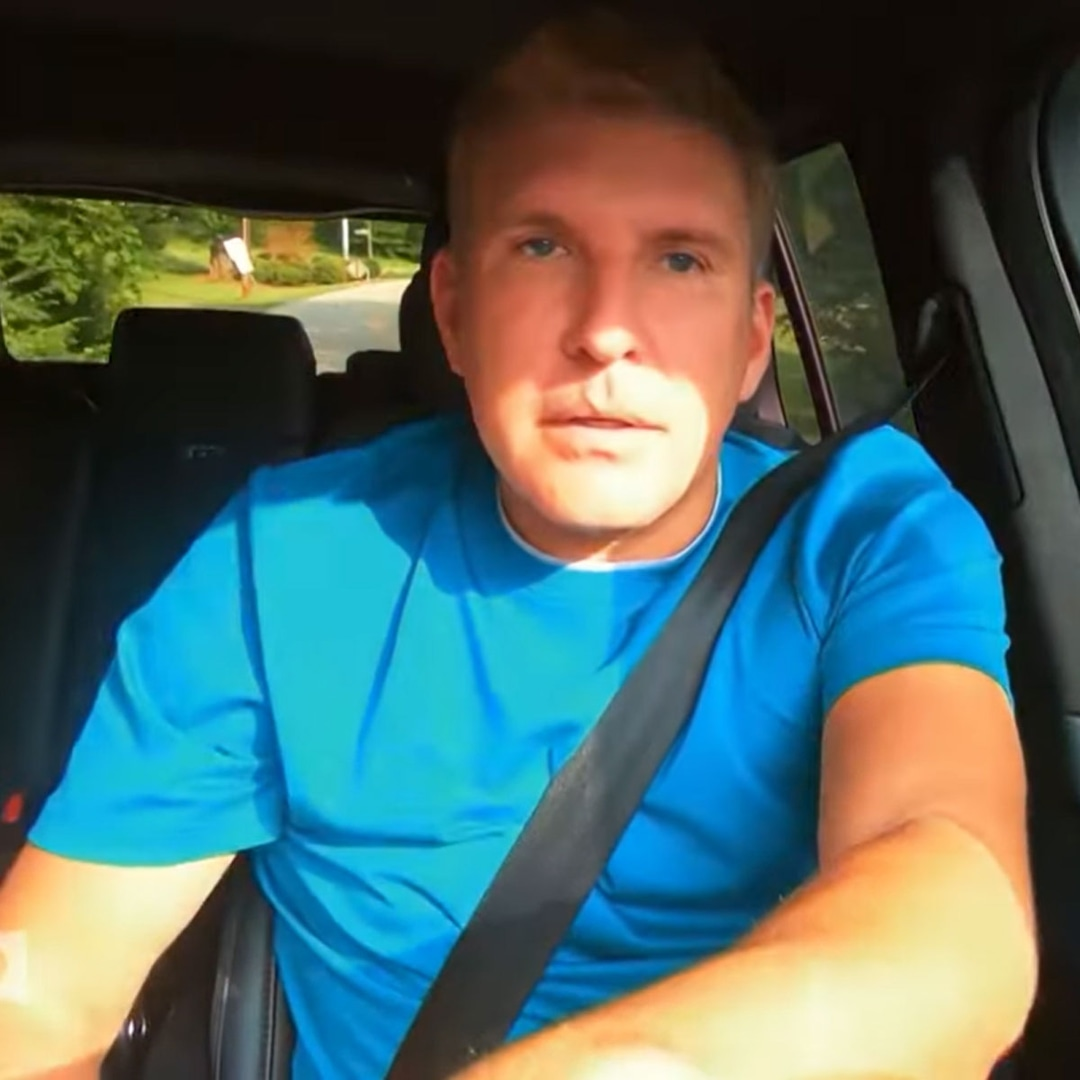 Watch Todd Chrisley Receive a Surprise Phone Call From Estranged Son Kyle