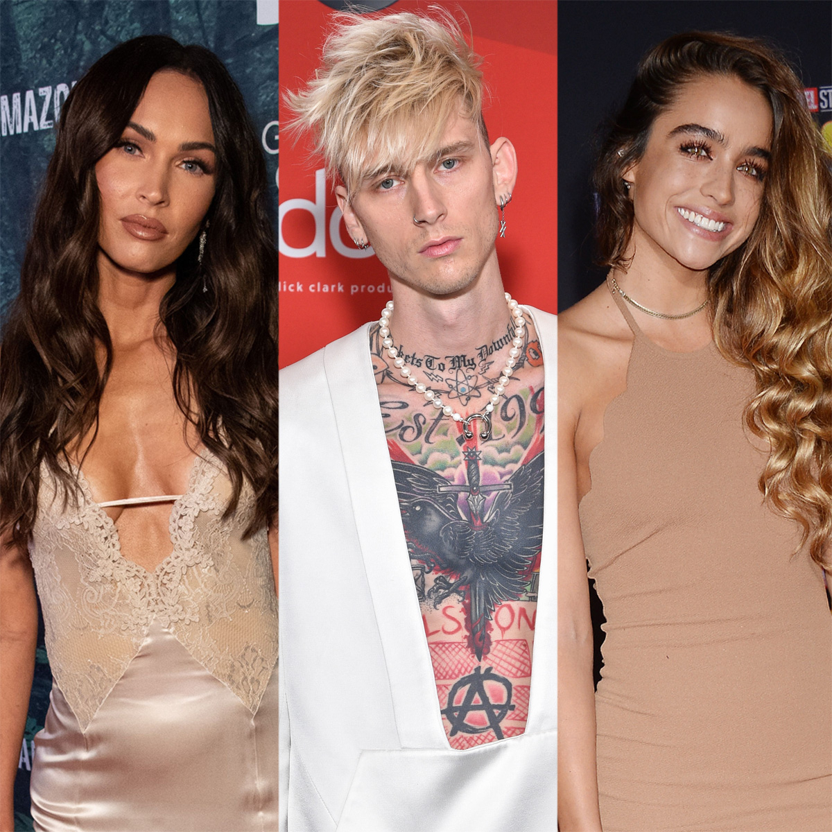 Sommer Ray Accuses Machine Gun Kelly of Cheating on Her With Megan Fox