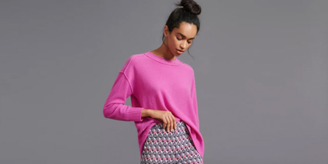 Score An Extra 40% Off Sale Items at Anthropologie This Weekend - E! Online.jpg