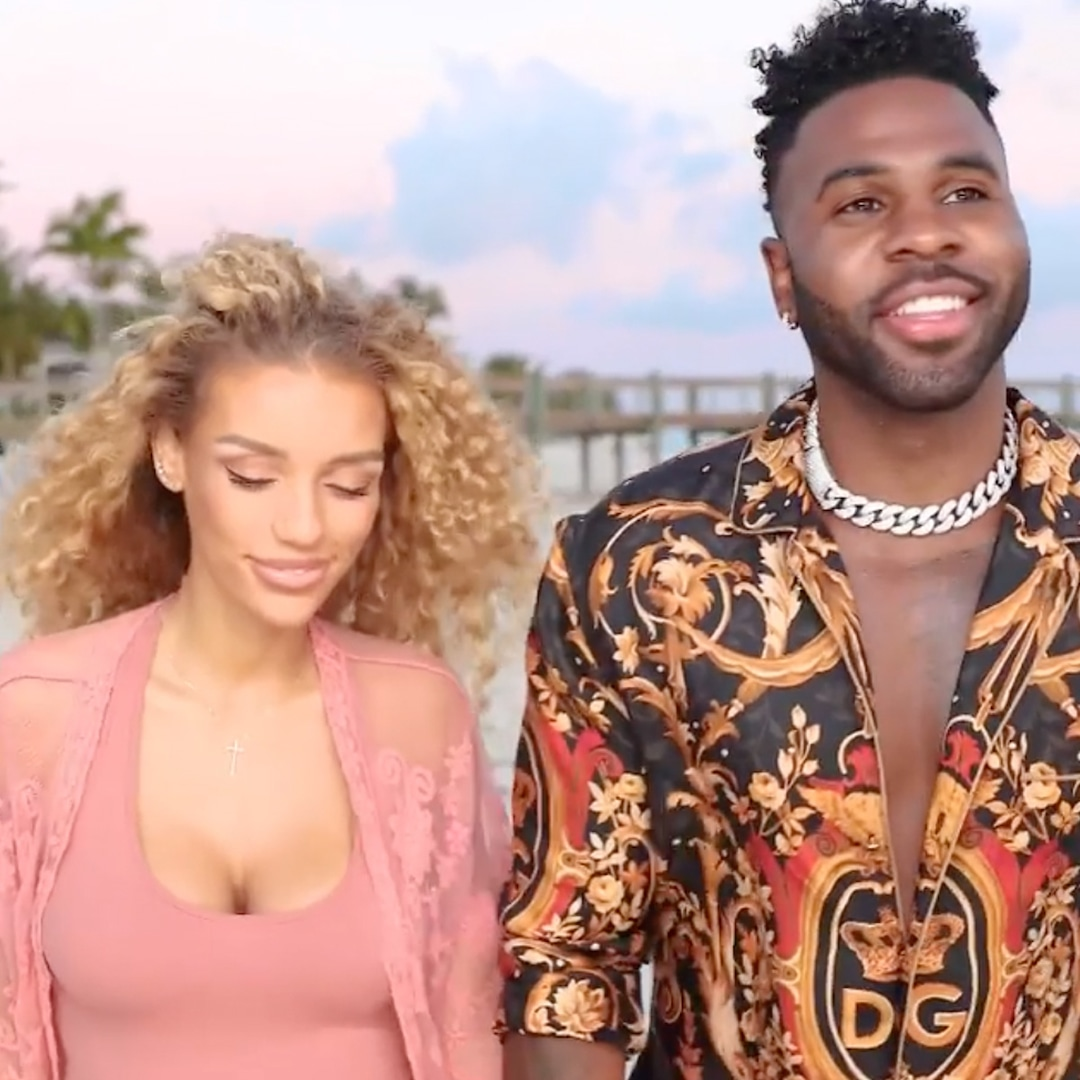 Jason Derulo and Influencer Jena Frumes Are Expecting Their First Baby - E!  Online - Daily Post USA