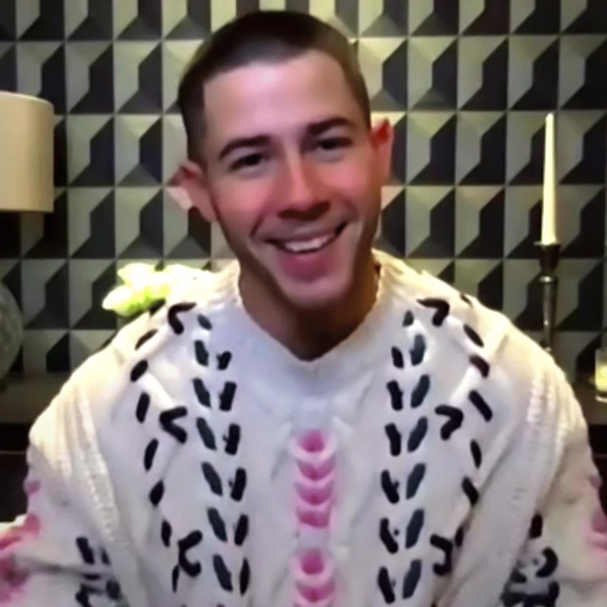 "Nick Jonas Explains the ""Jonas Blessing"" and Breaks Down Its Impressive Track Record"