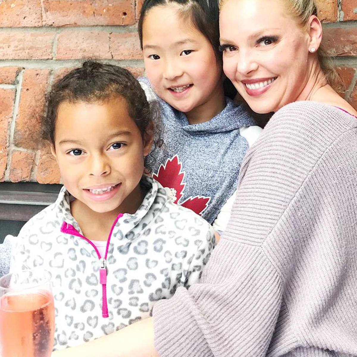 Katherine Heigl Explains How She Talks to Her Daughters About Their Birth Parents