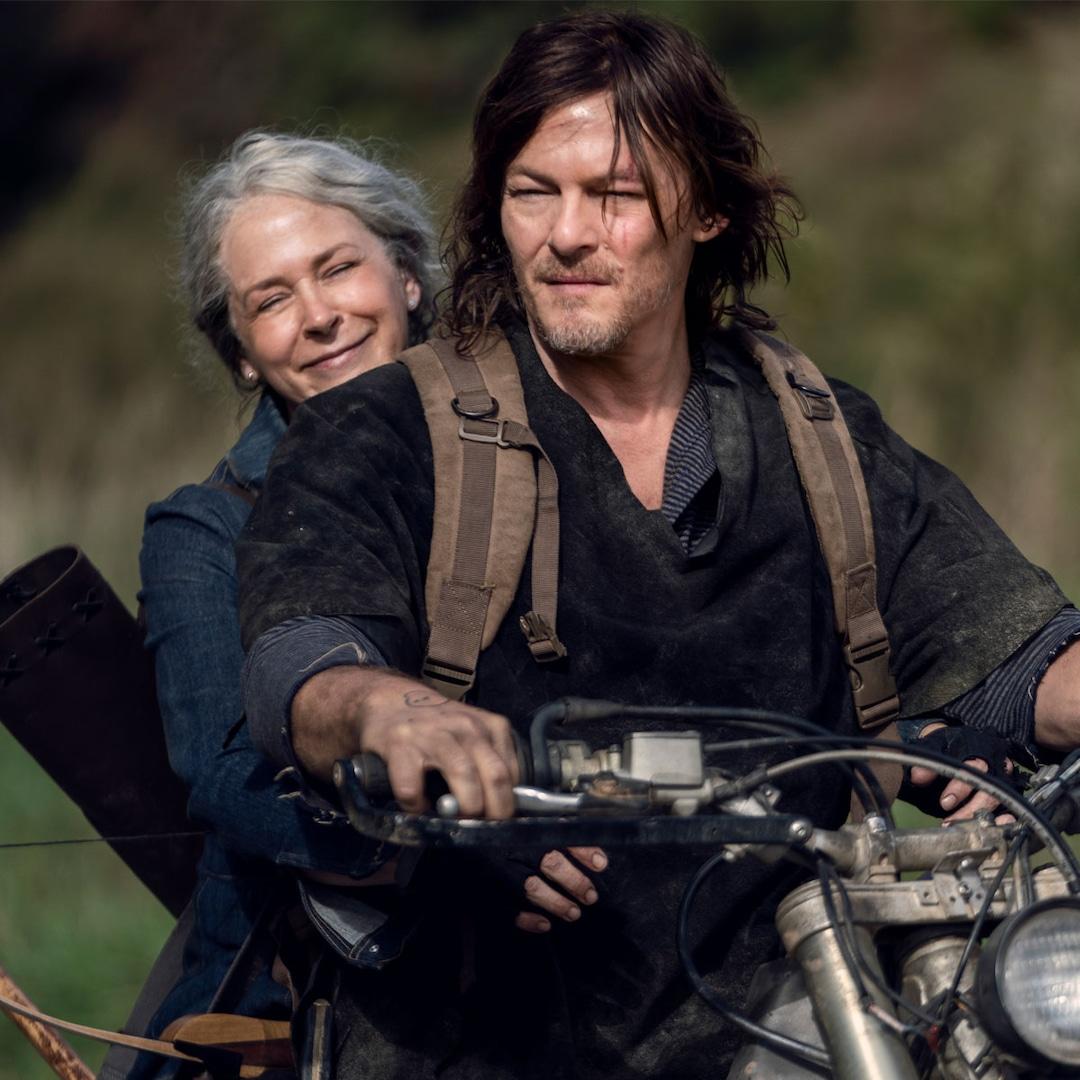 The Walking Dead Sneak Peek: Daryl and Carol Head Off on an Adventure