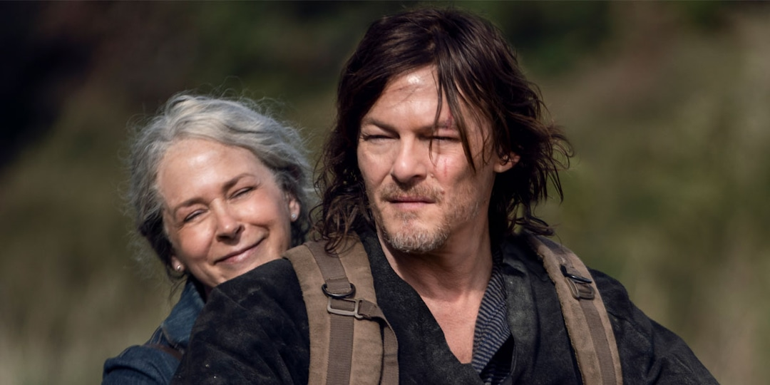 The Walking Dead Sneak Peek: Daryl and Carol Head Off on an Adventure - E! Online.jpg