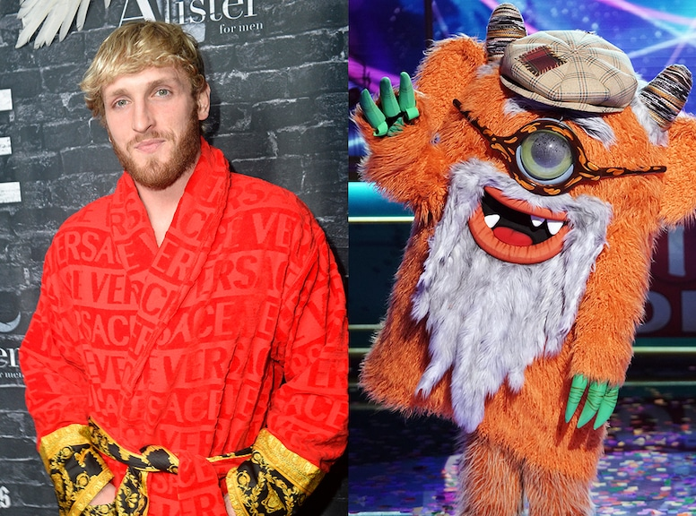 Logan Paul, Grampa Monster, The Masked Singer