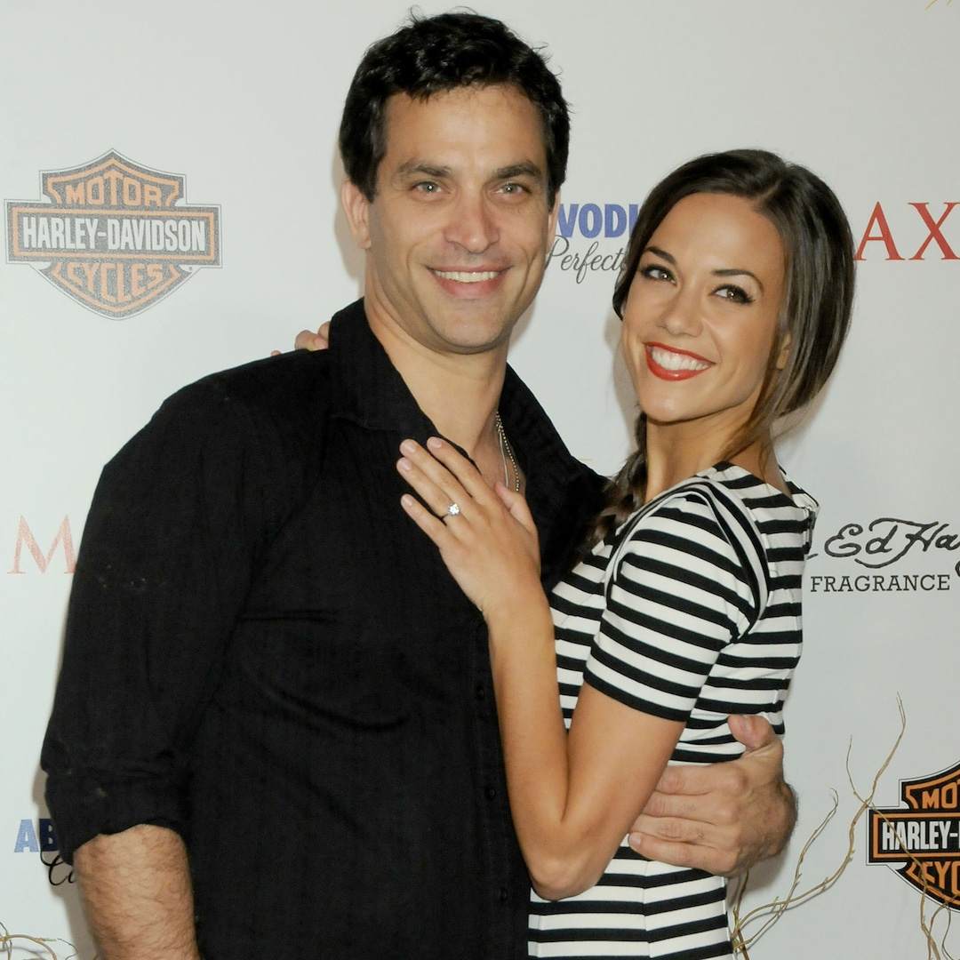 "Johnathon Schaech Claims He""Needed to Explain"" Photo From His 12-Day Union to Jana Kramer into His Son"