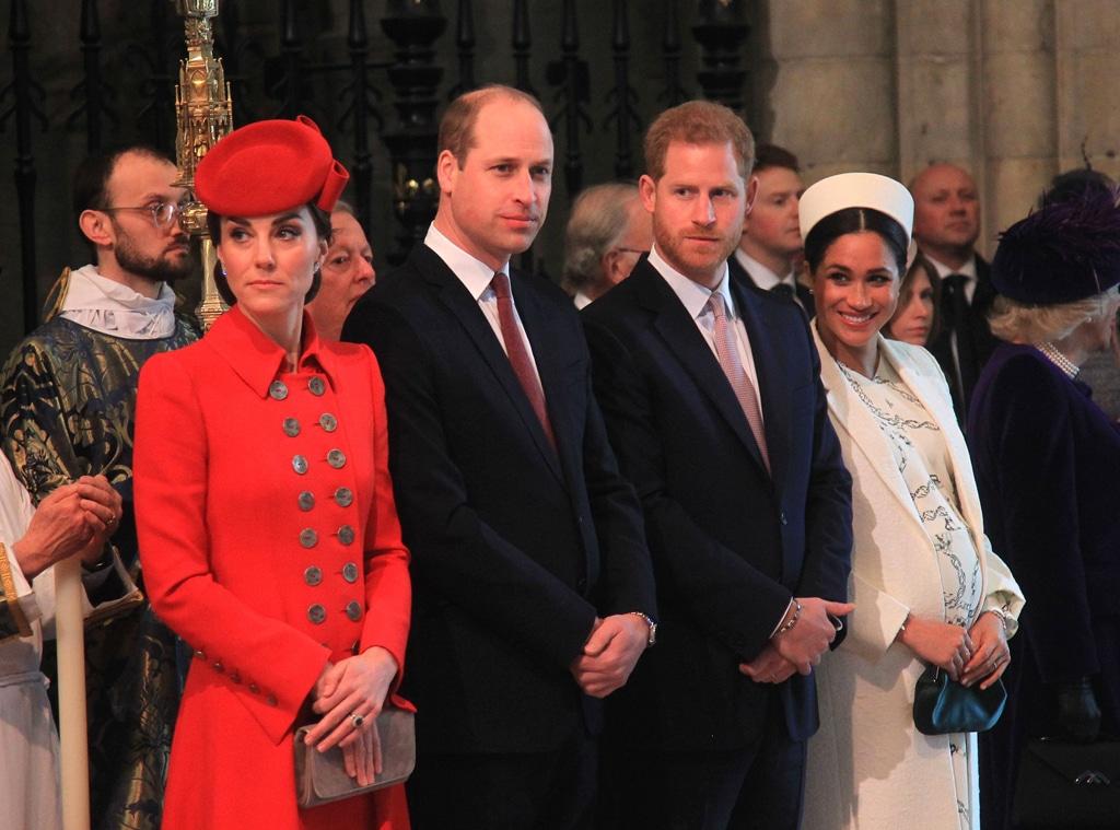El príncipe Harry responde si el príncipe William quiere dejar la realeza -  E! Online Latino - AR