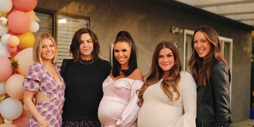 "Inside Scheana Shay's ""Magical"" Baby Shower With Vanderpump Rules Co-Stars - E! Online.jpg"