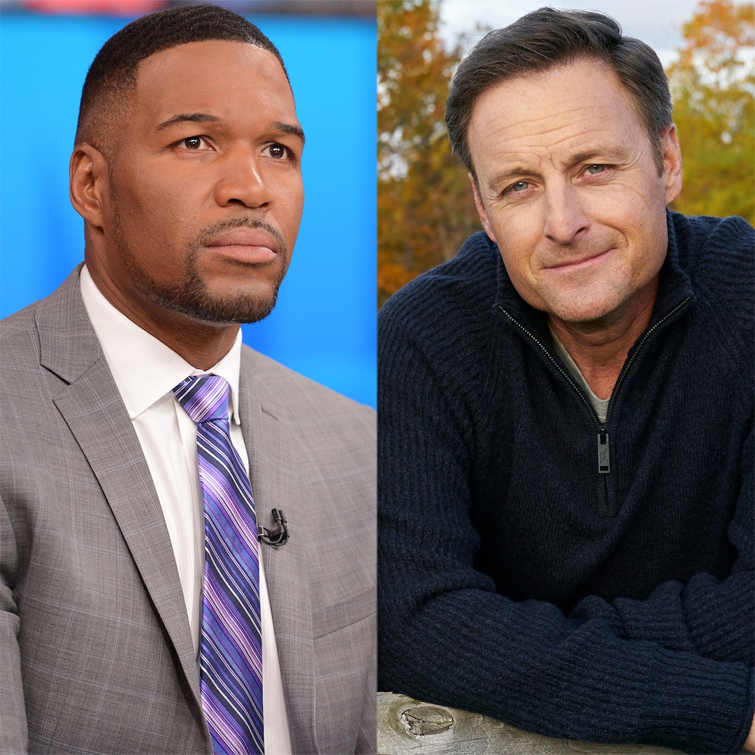 Michael Strahan Calls Out Chris Harrison's