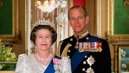 A vida de Príncipe Philip em fotos