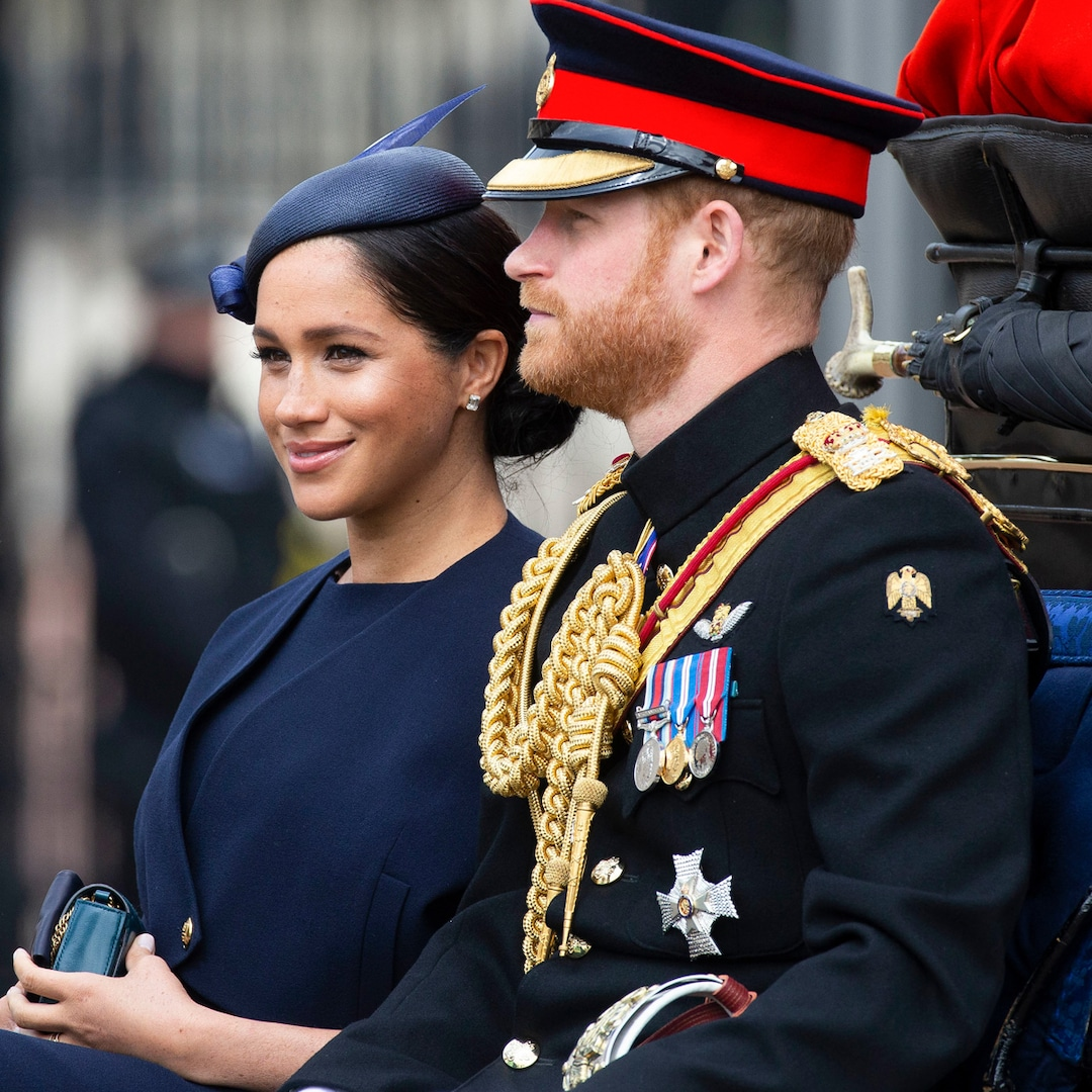 How Meghan Markle and Prince Harry Honored Princess Diana and Queen Elizabeth With Their Baby Girl's Name
