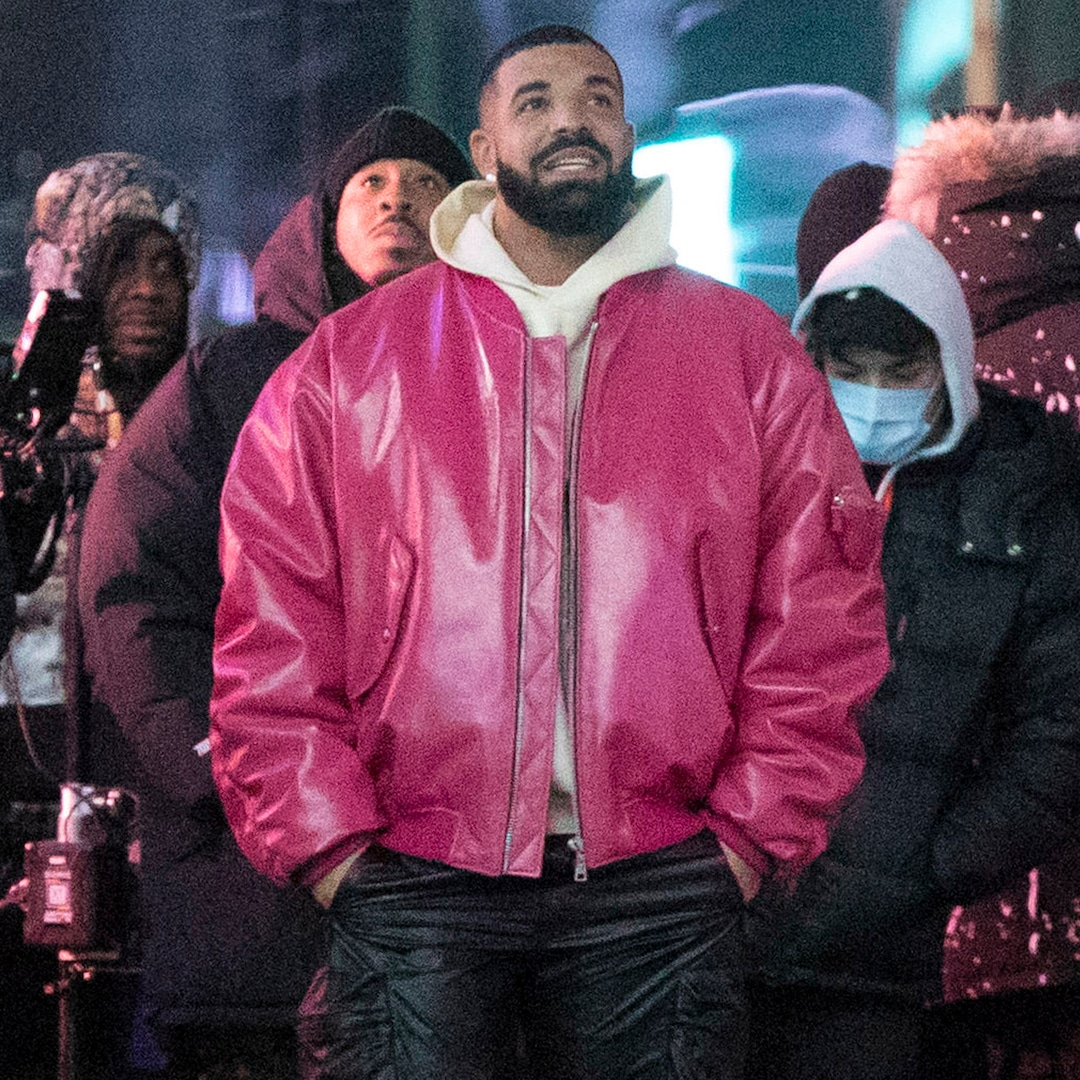 Hear Drake Get Personal About Parenting 3-Year-Old Son Adonis