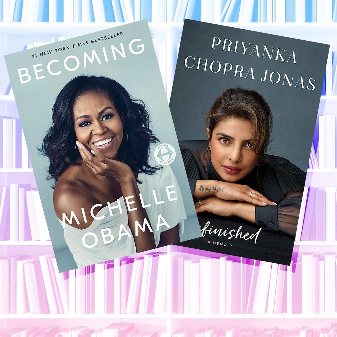 Books by Boss Ladies We Love: Oprah Winfrey, Hilarie Burton Morgan, Mariah Carey & More