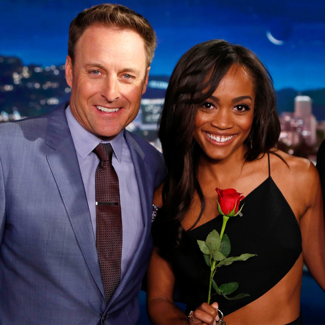 Rachel Lindsay Shares Why She's Accepting Chris Harrison's Apology: