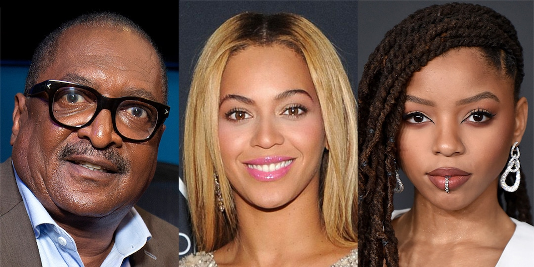 """Mathew Knowles Slams Beyoncé's Fans for Making """"Insulting"""" Comparisons to Chloe Bailey - E! Online.jpg"""