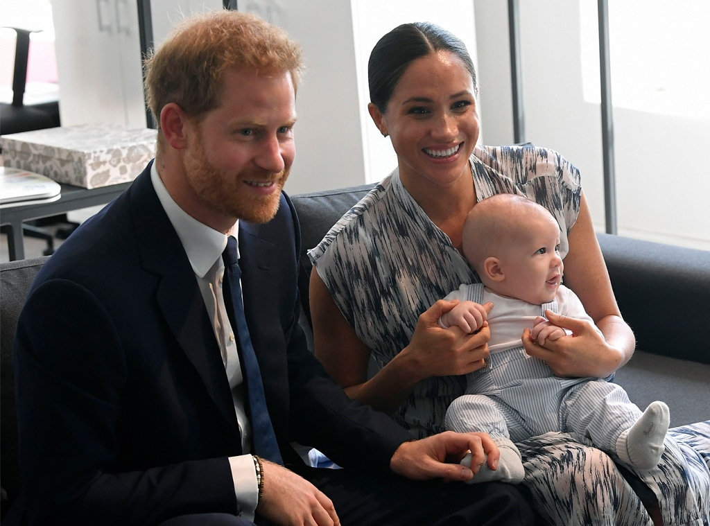 Meghan Markle Reveals the Real Reason Archie Wasn't Given a Title - E!  Online