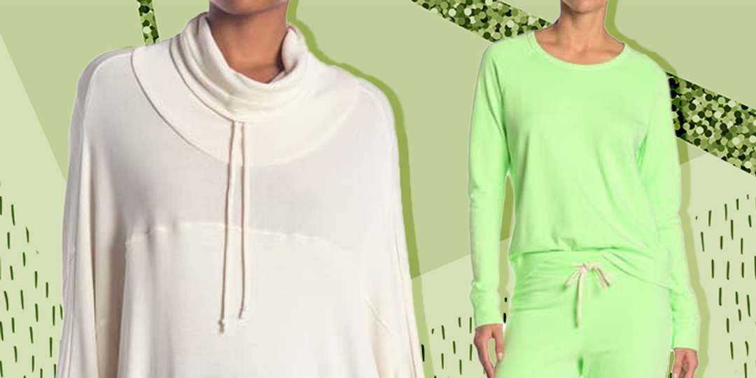 Score up to 65% Off at Nordstrom Rack's Spring Loungewear Shop - E! Online.jpg